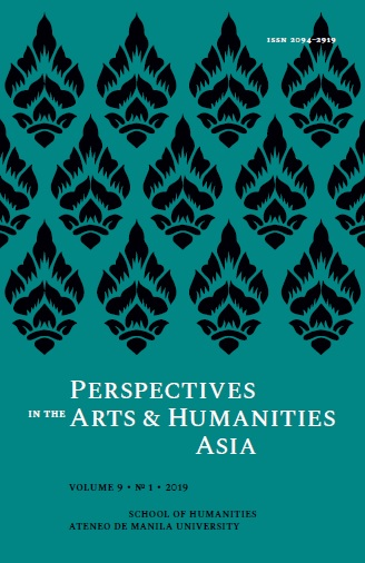 Perspectives in the Arts and Humanities Asia Image